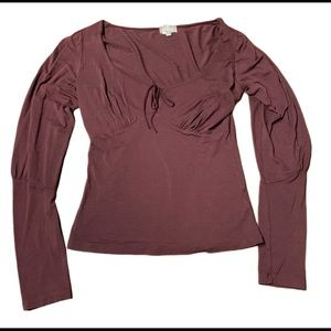 Women's long sleeve shirt